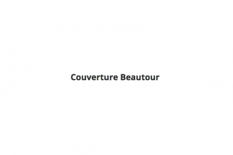 Couverture Beautour  charpente